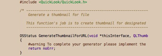 Humane Theme For TextMate And Xcode
