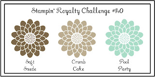 Stampin' Royalty Challenge 140
