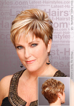¿Quieres parecer más joven? 10 peinados que te ayudan a quitarte  - Peinados Para Mujer Joven
