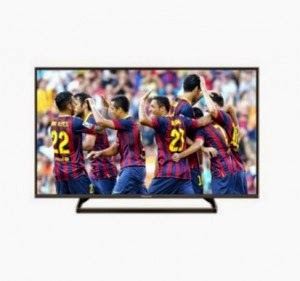 Snapdeal: Buy Panasonic TH-42A410D 106.68 cm (42) Full HD LED Television at Rs.41154
