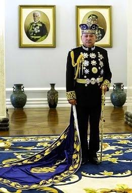 Khas Sempena Kemahkotaan Sultan Johor.