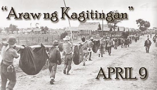 Day of Valor: Araw ng Kagitingan (April 9, 2015) - Regular Holiday