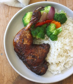 chinese five spice roasted chicken recipe