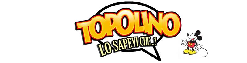 Topolino, lo sapevi che...?