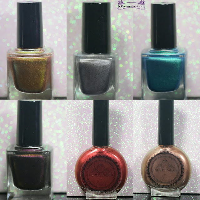 P.O.P Polish Lempika Collection