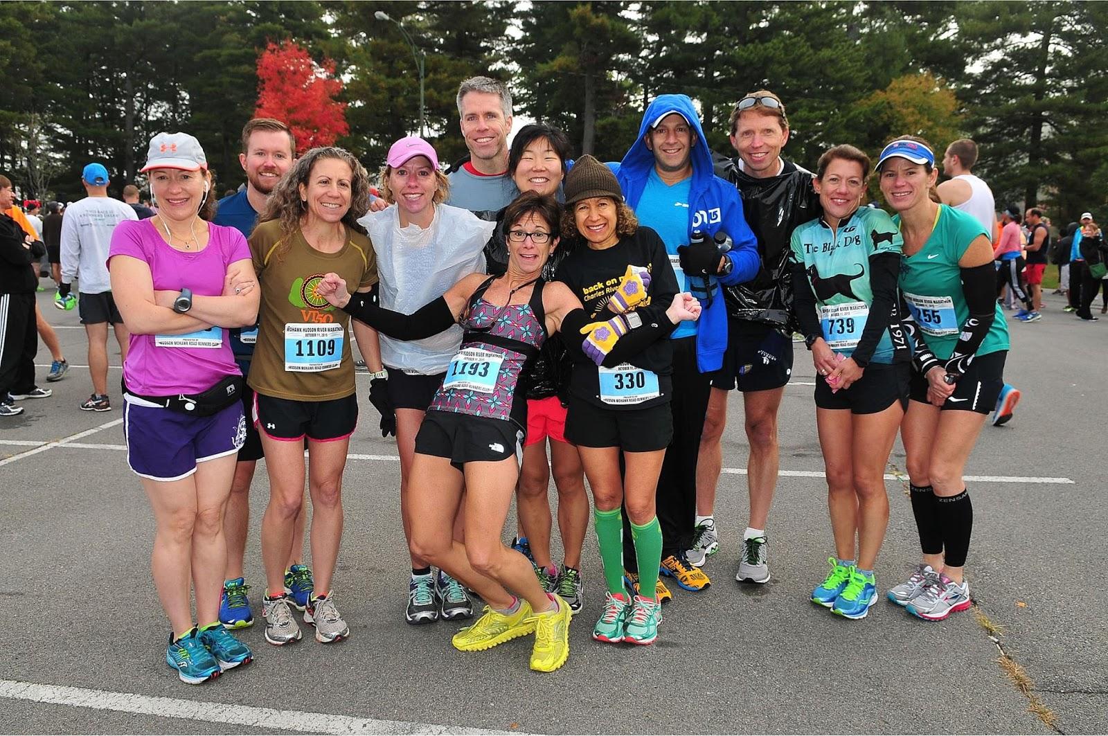 Mohawk Hudson Marathon with GNRC
