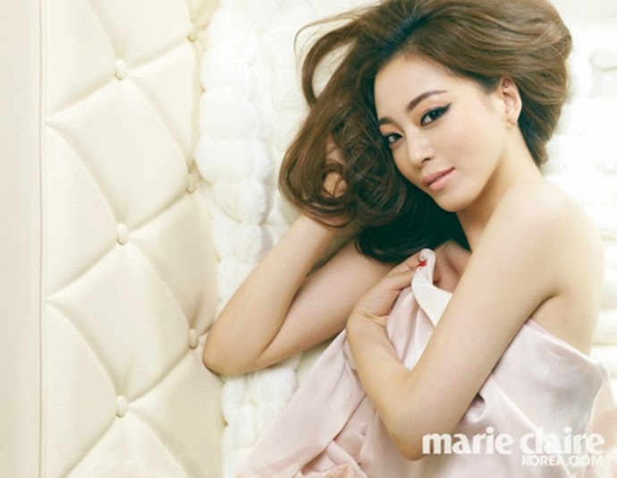 Han Ye Seul - Marie Claire Magazine April Issue 2014