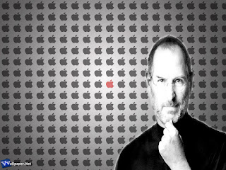 Steve Jobs Apple HD Wallpaper