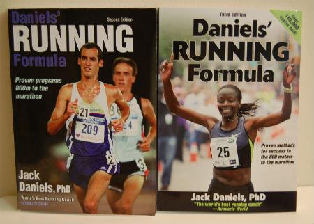 「ダニエルズのランニング・フォーミュラ」第2版と第3版