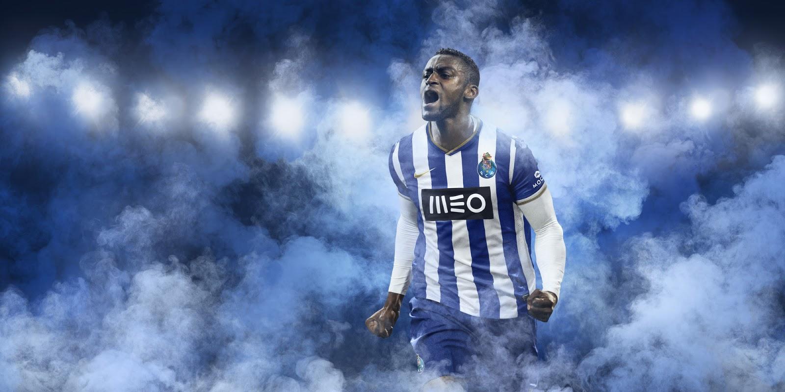 Porto 13 14 2013 14 heim und ausw rtstrikots released nur fussball - Portugiesische mobel ...