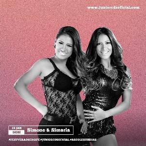 Simone & Simaria - Ao Vivo Fest Verão - 2016