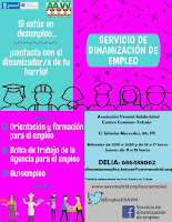 Servicio de Dinamización de Empleo Tetuán
