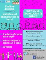 Servicio de Dinamización de Empleo Tetuán