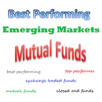 Top Performer Emerging Markets Funds