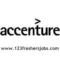 Accenture Hiring 2014 & 2015 Freshers