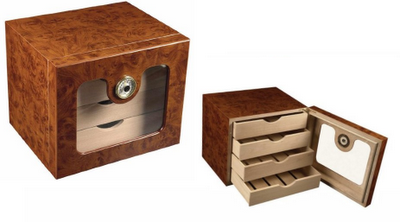 Cabinet-Style Humidor