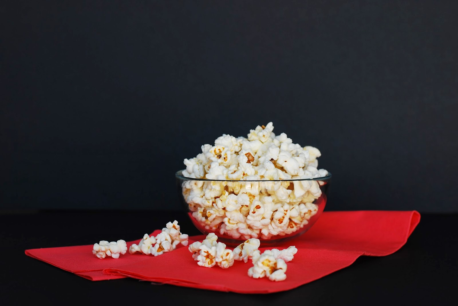 salted honey popcorn