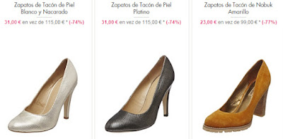 Zapatos tacón Manoukian