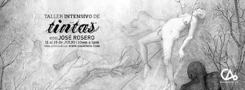 TINTAS con José Rosero - 11 de julio