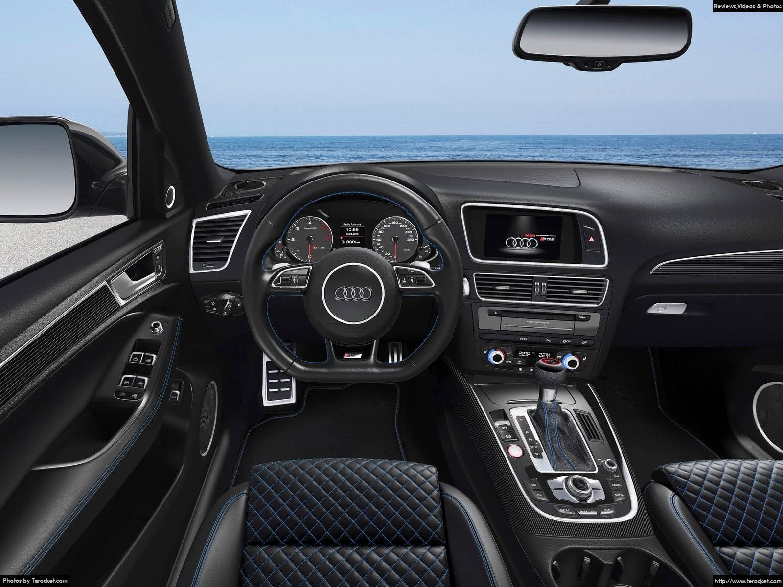 Hình ảnh xe ô tô Audi SQ5 TDI plus 2016 & nội ngoại thất