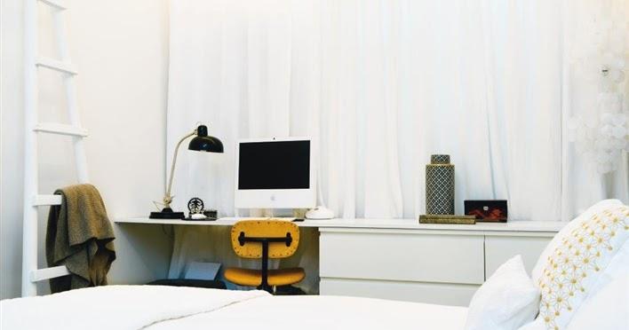 Lille lykke slaapkamer kantoor for Kantoor opbergers