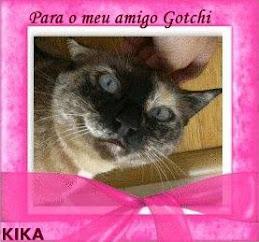 Prenda da Kika / A gift from Kika