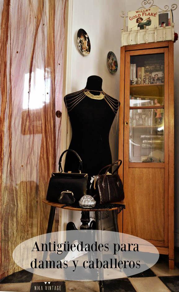 Irresistibles 8 objetos antiguos y vintage muy - Objetos vintage ...