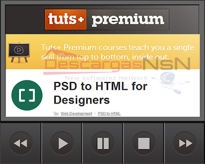 Tutsplus – PSD to HTML for Designers