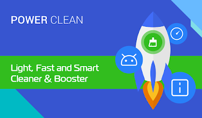 Power Cleaner Android செயலி