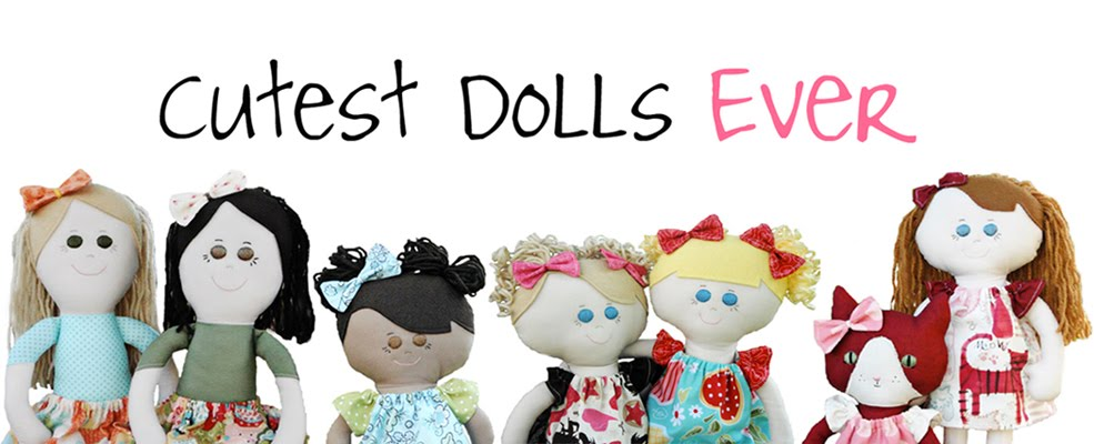 Cutest Dolls Ever