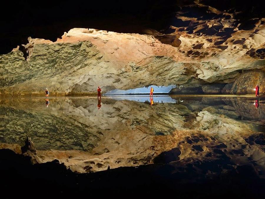 Phenomenal Photographs of Phantom Lake