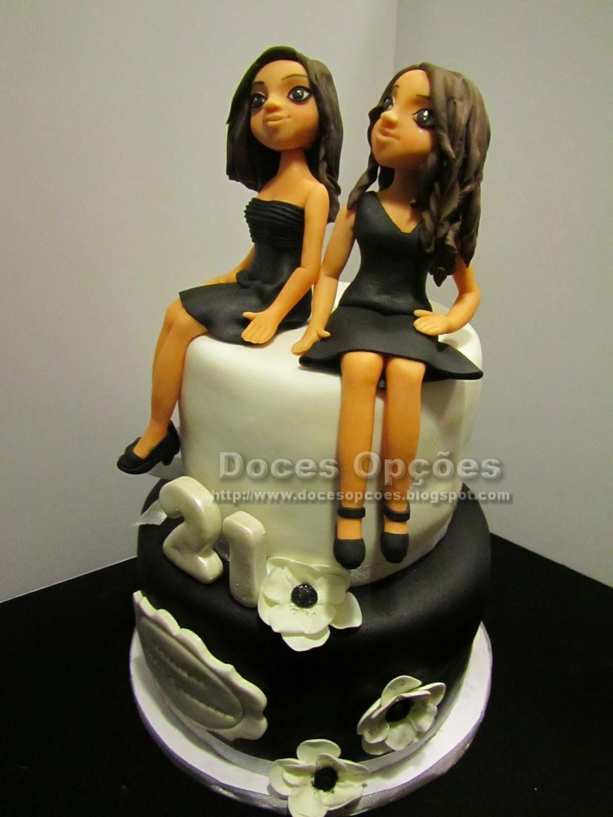 bolo meninas bragança