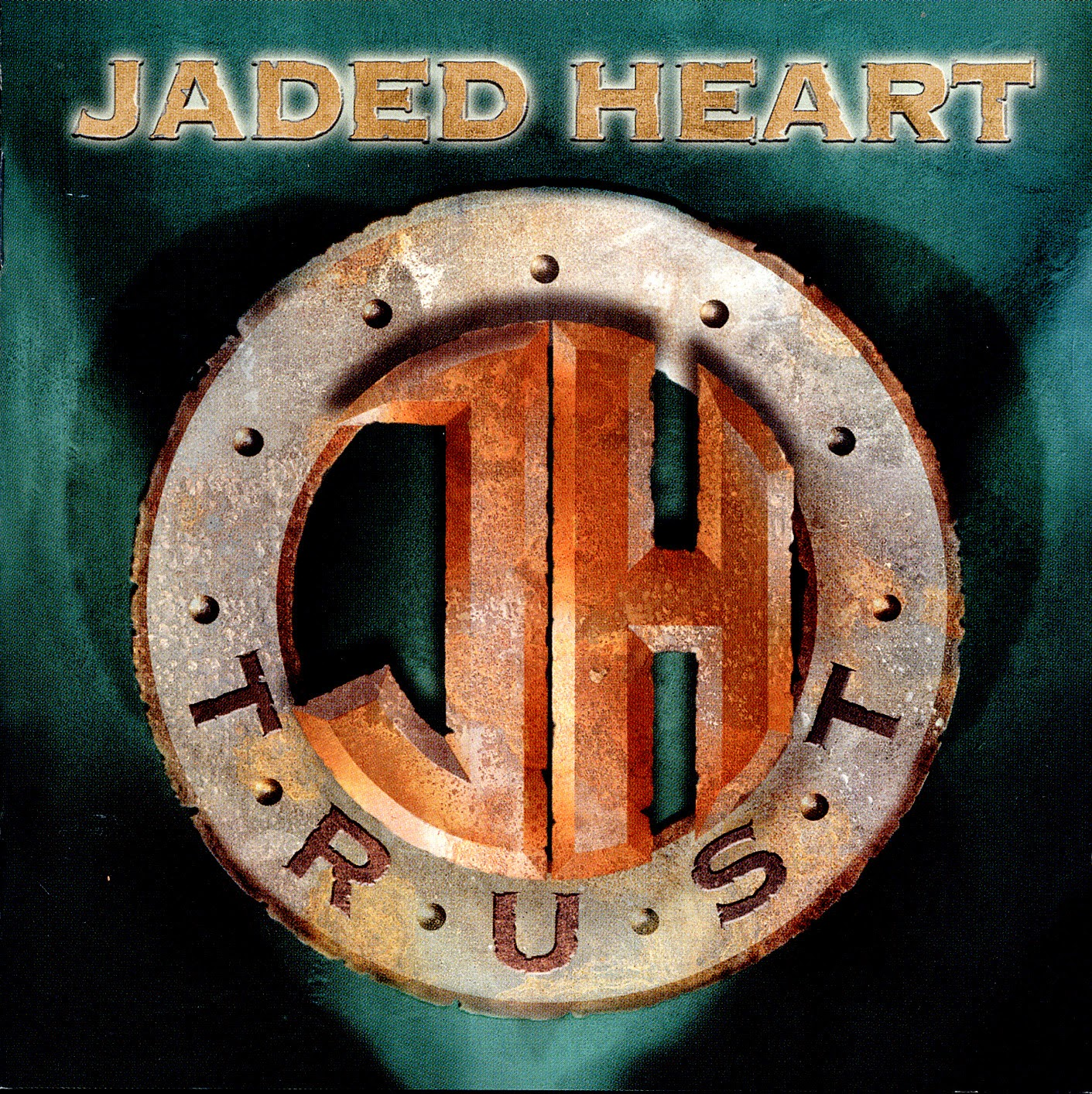 Portada Jaded Heart-Trust