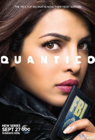 Học Viện Điệp Viên 1 - Quantico Season 1