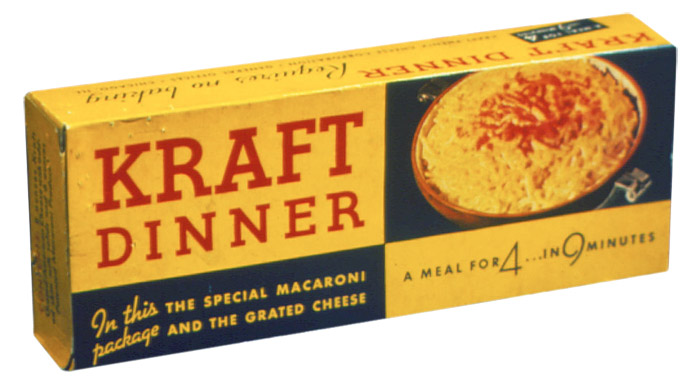 kraft macaroni and cheese debuted in 1937 introduced by kraft foods ...
