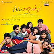 Nenu Naa Friends Movie Wallpapers-thumbnail-3