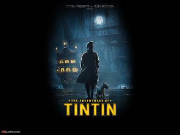 #5 Adventures of Tintin Wallpaper