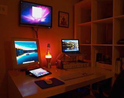 estacion de trabajo para desarrolladores y diseñadores MAC