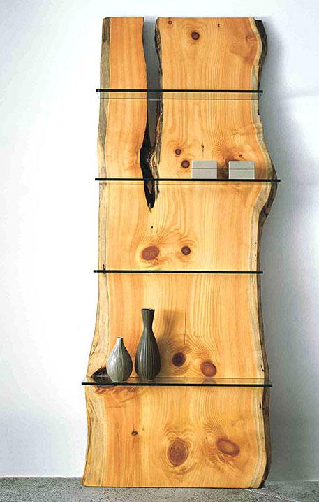 Cool Wood Shelves