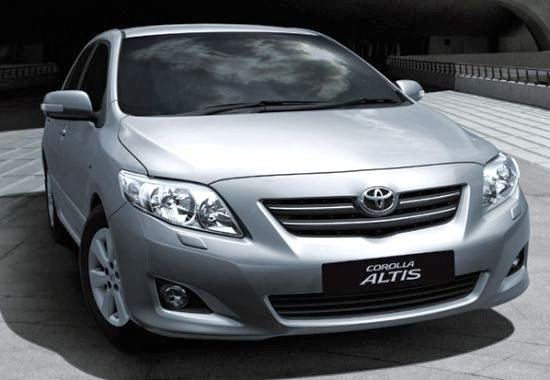 new toyota corolla altis price in india. Black Bedroom Furniture Sets. Home Design Ideas