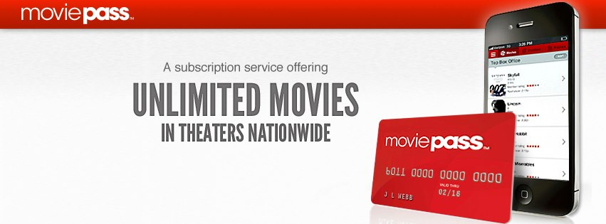 See unlimited movies with MoviePass