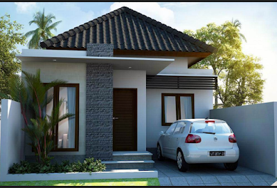 rumah minimalis model sederhana
