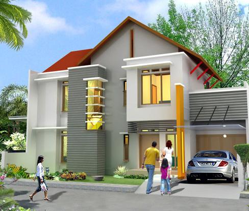 kumpulan gambar desain dan model rumah minimalis