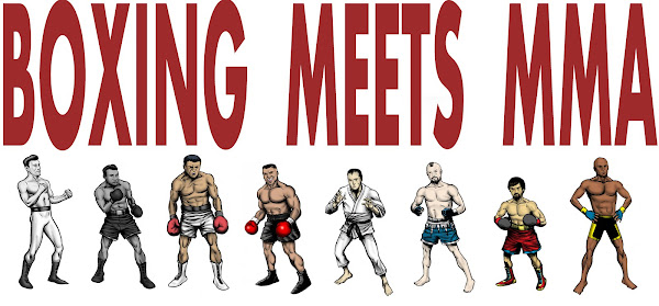 Boxing Meets MMA