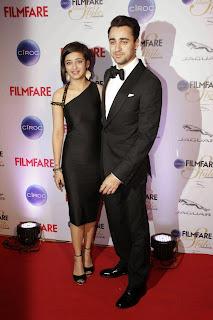 Actress Akshara Haasan Pictures in Black Dress at Ciroc Filmfare Glamour Style Awards 15