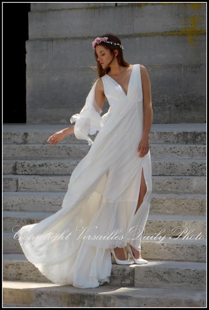 Coline Rabiosa model Versailles