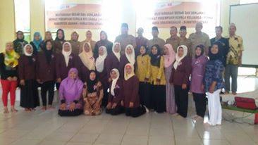 Kakankemenag Tanjungbalai Hadiri Deklarasi PEKKA