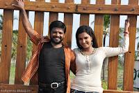 honey rose hot show with kathir in kanthravan