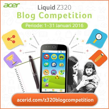 Juara Harapan 2 - Acer Z320 Blog Competition