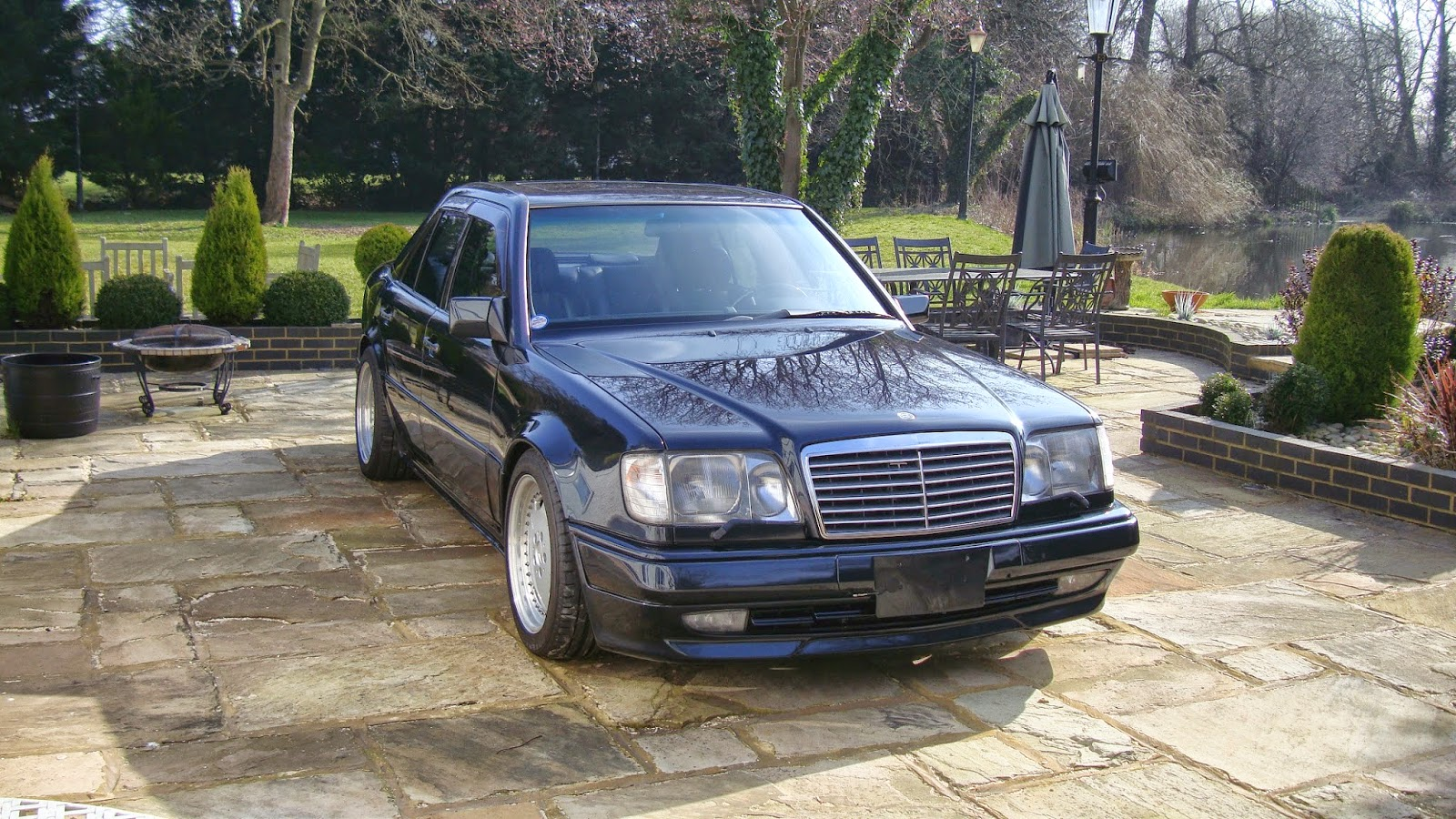 Mb w124 e60 amg limited edition benztuning for Mercedes benz e60 for sale